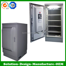 telecommunication shelter/enclosure/cabinet