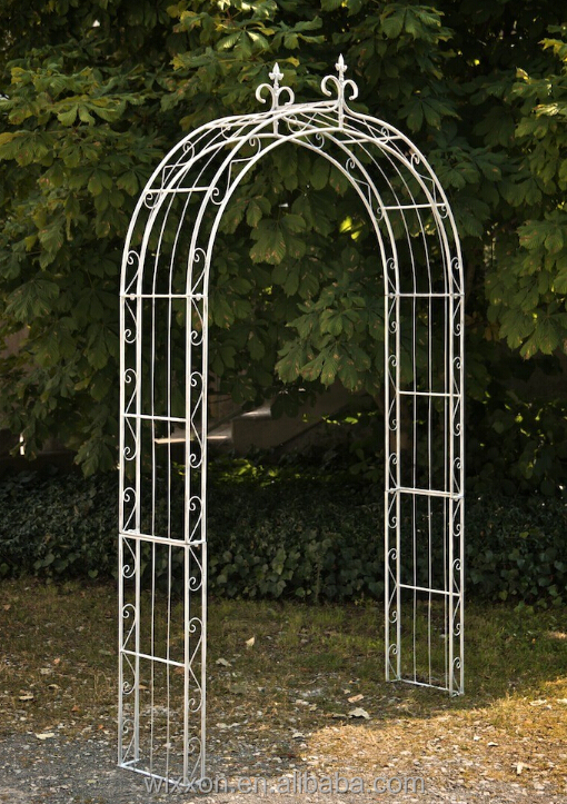Antique Metal Rose Garden Arches Iron Rose Arches