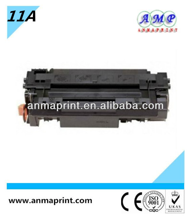 Best Quality Compatible Toner Cartridge Toner 6511A for HP Printers
