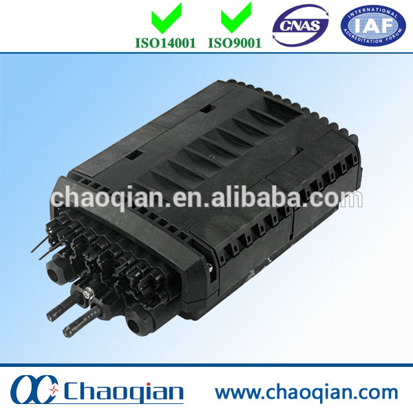 Most Popular in Spain 96 Core Optical Cable Splice Box