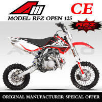 China Apollo ORION Mini Cross 125CC CE DIRT BIKE Pit Bike RFZ 125 OPEN For Sale