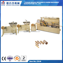 CE,ISO Certification Easy Operational paper tube winding machine price