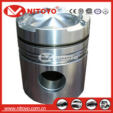 NITOYO Aluminum alloy 125mm piston 3044448 3055622 3045907 3893751 for Cummin L10 Engine Piston