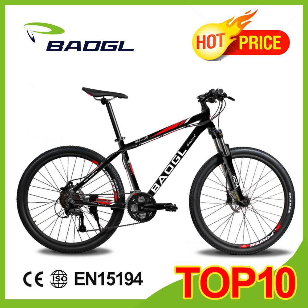 portable aluminum frame 26 inches mountain bike 21 speed one gear bike