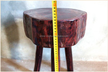 Hot selling modern wooden bar stool high chair use for home or bar, chair