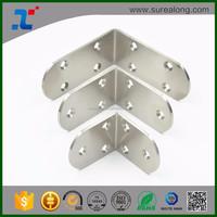 Steel Metal flat Corner Braces Mending Plates angle T bracket
