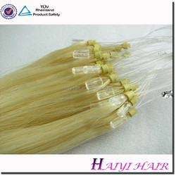 Strong Hold Clean Healthy Noble Easy Locks straight micro ring hair