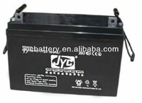 12V rechargeable lead acid battery for UPS solar system