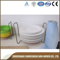 Disposable kitchen cleaning wipes polypropylene nonwoven fabric/cleaning wipes nonwoven fabric