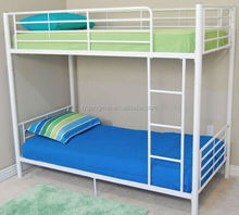 Special design bedroom sleeping double bed for kids usage