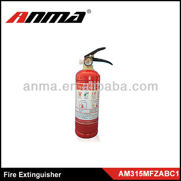 1A 21B C 1000g hcfc-123 fire extinguisher