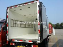 frp refrigerator truck freezing ice cream transportation truck body