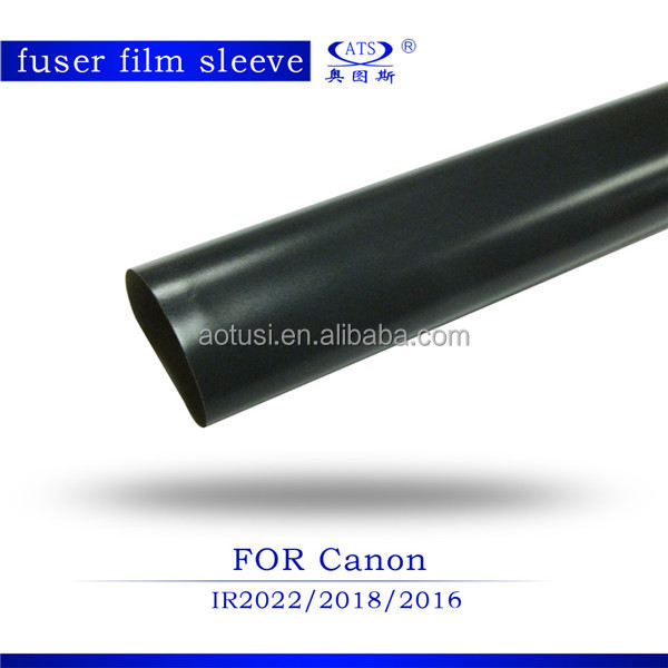 Compatible IR2016 fuser film for Canon spare parts IR2018 2022 fuser film sleeve