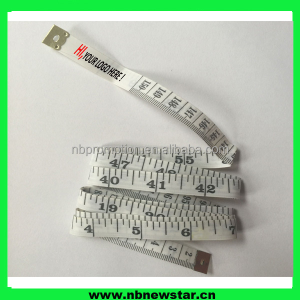 Hot selling top quality tailor measurements tapes material NTM047