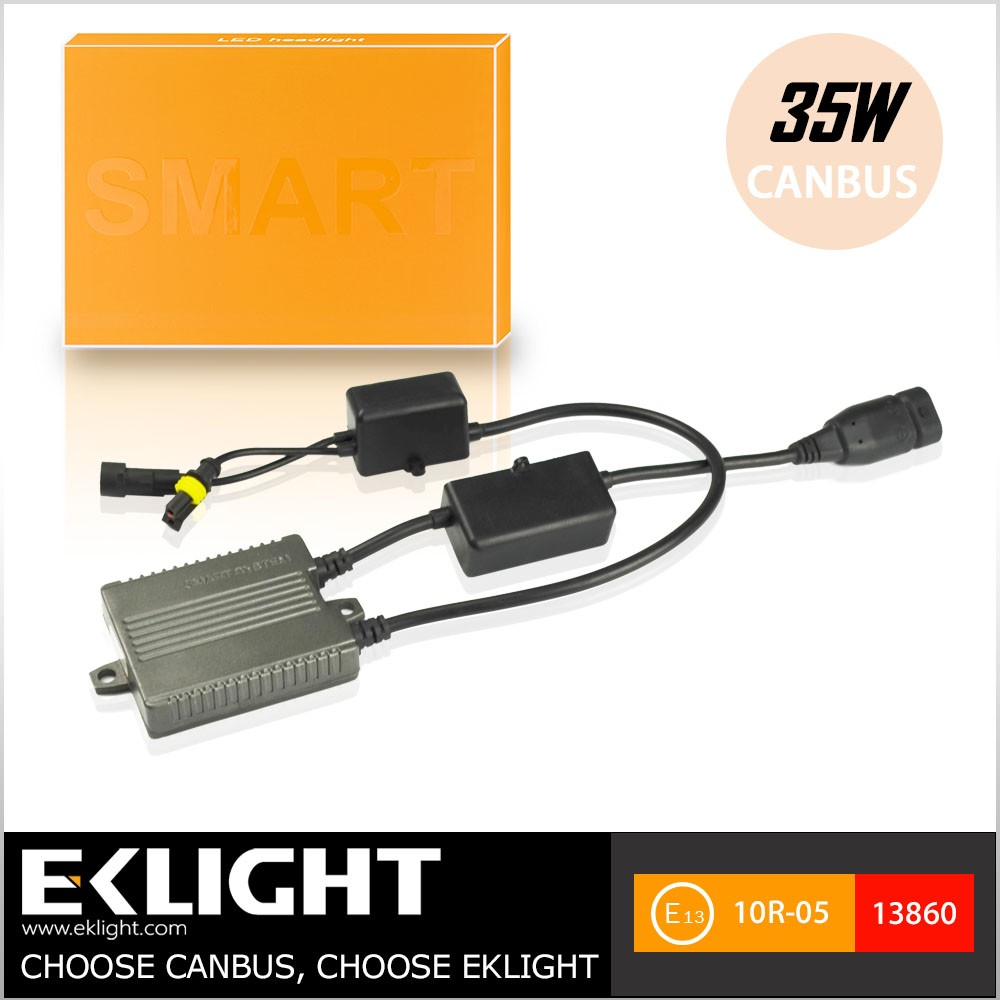 Long Warranty 12 Month Hi/Lo 1650LM 15W Led Light Motorcycle
