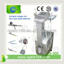 h2o and oxygen beauty machine
