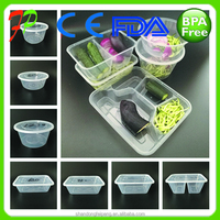 New products plastic food container