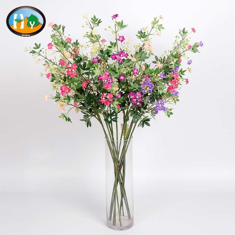 Factory Direct cheap beauty artificial flower for home & wedding decoration