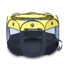 New style waterproof foldable pet cat dog tent