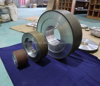 Resin Bond Centerless Diamond Grinding Wheel For Hard Alloy