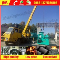 Over 97% briquetting ratio bituminous coal/soft coal/bitumite briquette making machines