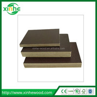 hot sell best quality waterproof shuttering film faced pine plywood