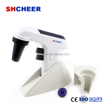 electronic lab equipment pipette controller
