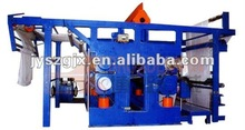 Textile Fabric four bowls calender machine