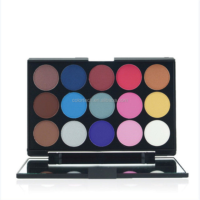 Cheap china cosmetic eyeshadow palette multicolored eyeshadow
