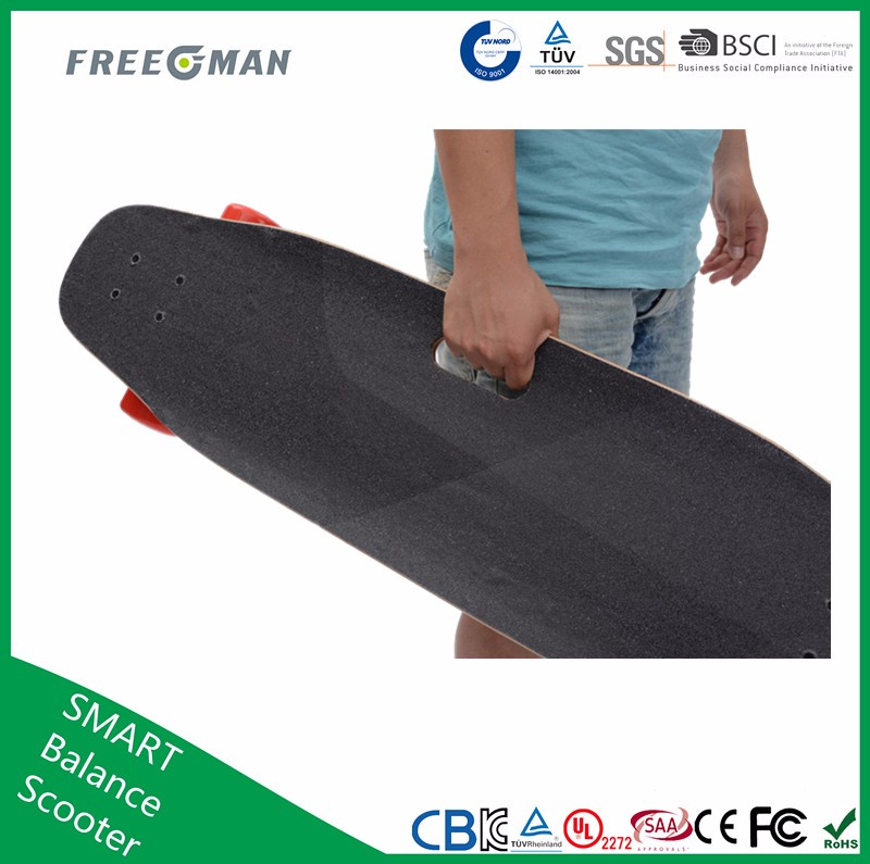 2016 New Freeman Griptape china Painting Cruiser Future Board fiberglass boarding skateboard