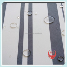 waterproof fabric for patio cover 450D