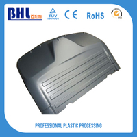 Wholesale plastic pipe and fitting abs parts cover sheets