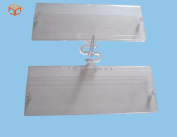 Plastic Molding for Clear PC Part