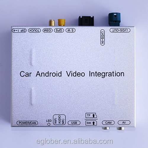 CCC Android 4.2 GPS Navigation for bmw 1 / 3 / 5 / x5 / x6 series Video Interface