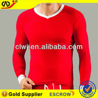 New Product Winter Thermal Wear round Neck Long Johns mens Thermal Under Wear