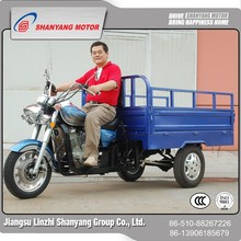 New design fashion low price 150cc adult Petrol tricycle / 3 wheel bike taxi