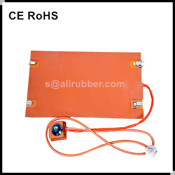 7.4V Battery Powered Silicone Heater For Food Wammer Bags