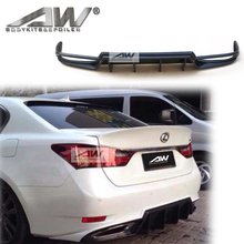 PU/Body Kits CAR Body Kits Rear bumper for Lexus GS250 GS300 GS350 2014