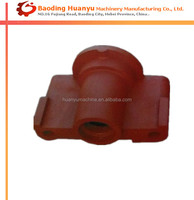 OEM GG20 Sand Casting Speed Reduction Box For Steel Bar Threading