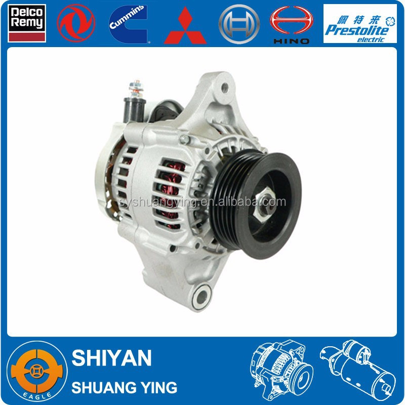 12V 40A denso car old alternator Series 101211-5510 CJS52