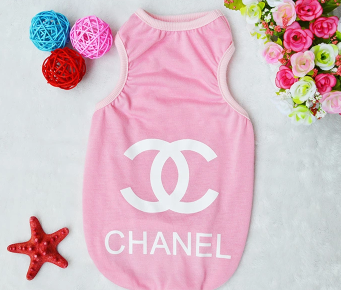 Wholesale Customized Dog T Shirt Pet Clothes dog clothes