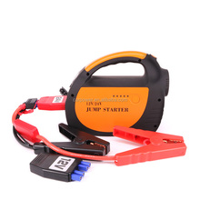 Multi-function 12V/24V Car Jump Starter 30000mAh Peak Current 800A