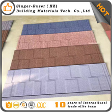 SGS San-gobuild(SGB) Metal Roof Tile Stone Coated Spanish Roof Tiles Chinese Factory Price color steel coated roof tile