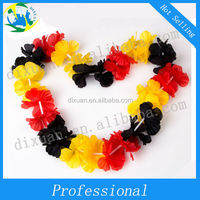 National symbol Flower Strings Garlands National Flag Color Flower Lei
