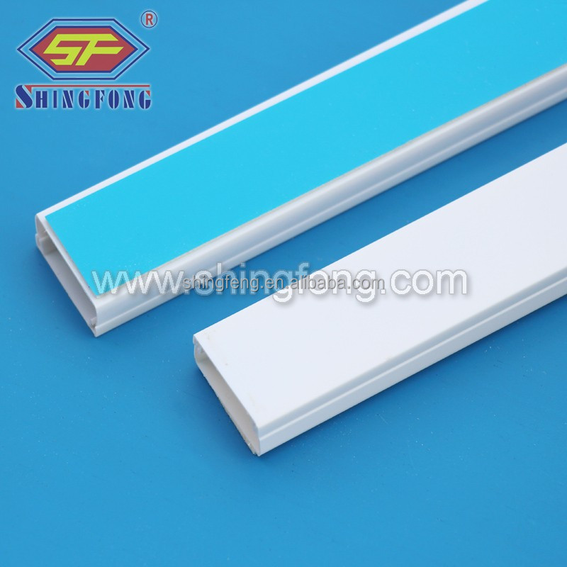 Plastic PVC Electrical Wire Casing Size