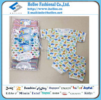 Good selling baby cloth 2 in 1 for good quality baby cloth summer set