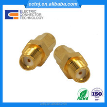 SMA male to SSMA female Coax adapter