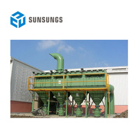 High Efficiency Industrial Air Cartridge Filters Dust Collector/Cement Cartridge Dust Collector