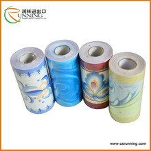 Home Use Decoration Self Adhesive 3D PVC Wallpaper Design Sticker