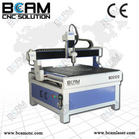 woodworking machine planer cutting/engraving machine for wood,MDF, advertising CNC router BCG1212